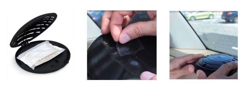 auto riecht nach rauch oder essen entfernen sie die blen. Black Bedroom Furniture Sets. Home Design Ideas