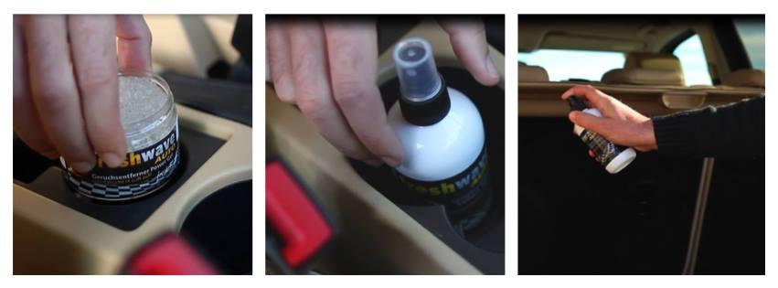 auto riecht nach rauch oder essen entfernen sie die blen ger che. Black Bedroom Furniture Sets. Home Design Ideas